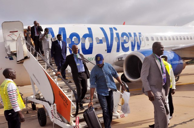 Passengers' nightmare as Ilorin-bound Medview aircraft pilot lost bearing