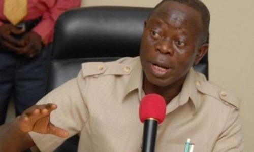 I will subject Buhari, governors to party supremacy if elected — Oshiomhole