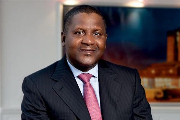 Forbes: Dangote ranked more powerful than US Vice President