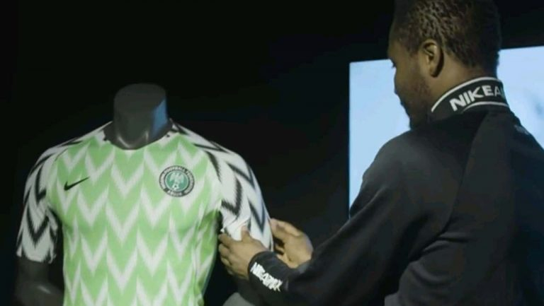 Tech, World Cup jerseys and Nigerian lawmakers