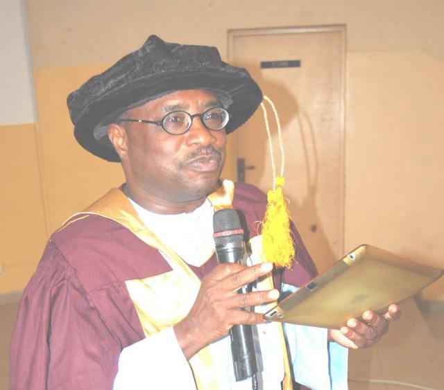 Society confers fellowship on VC of NOUN