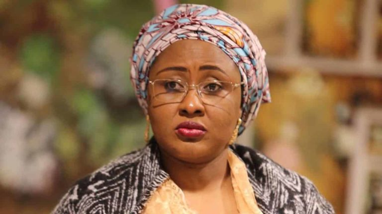 Nigeria's First Lady wants more women in maritime profession