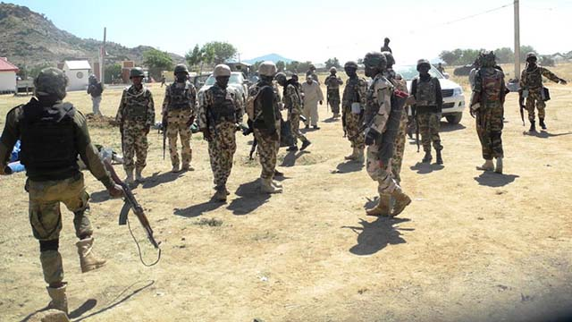 Nigerian Military killed 2,403 criminals in 2020 – DHQ