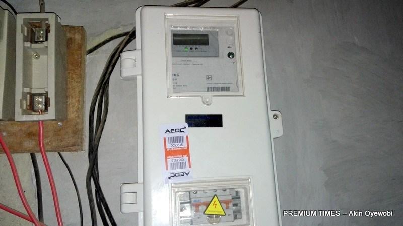 Pre-paid meter