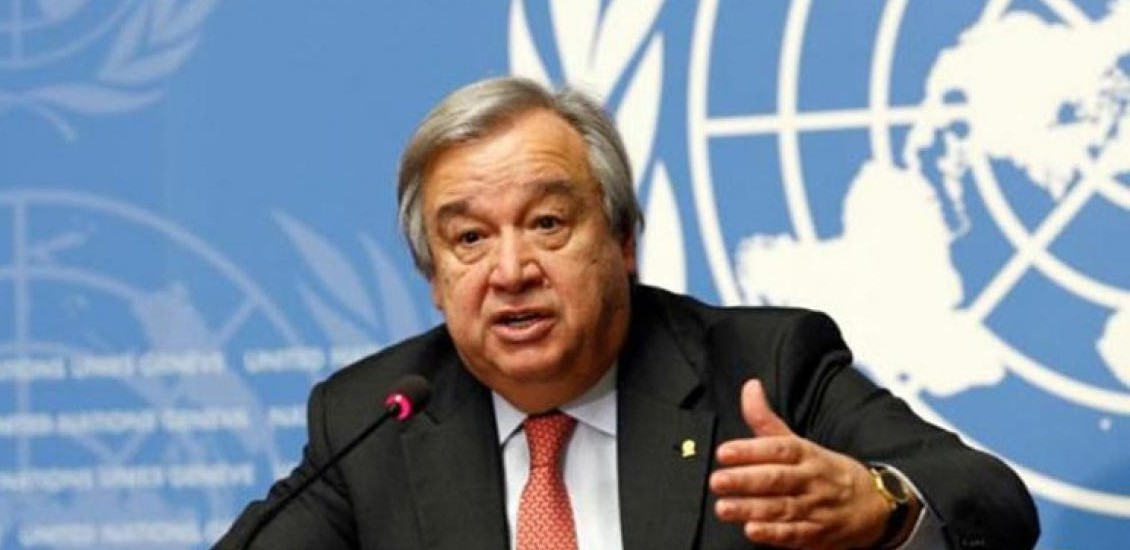 UN chief condemns military coup in Sudan
