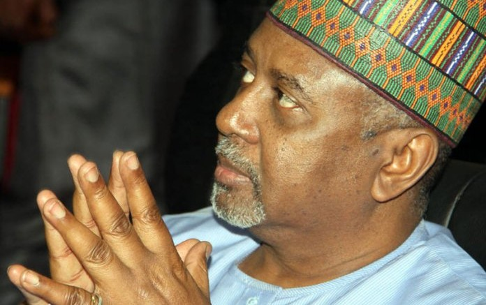 Arms Deal: Judge's absence stalls Dasuki's trial