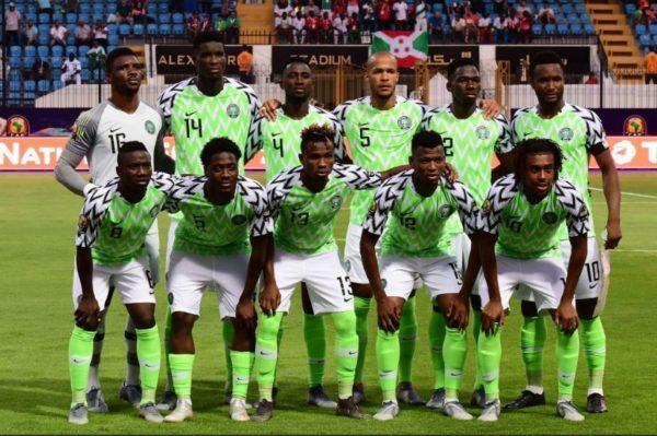 FIFA Ranking Nigeria Move 12 Spots Now 33rd Daily Nigerian