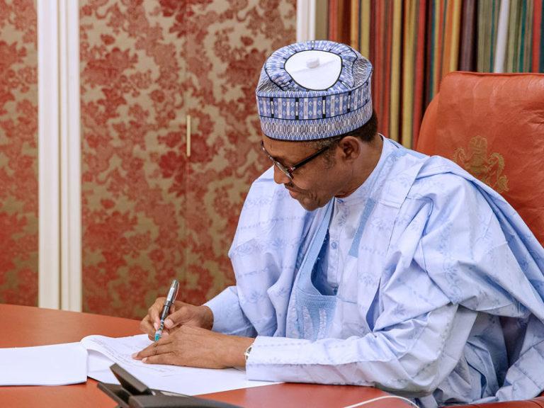 Buhari appoints Abubakar Fikpo as NDE Acting DG