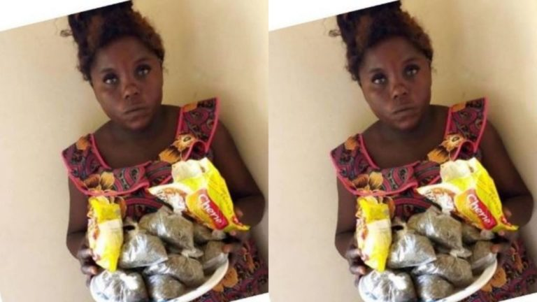 Suspected female drug trafficker arrested at Kano custodial centre
