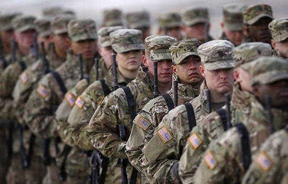 France begs U.S not to pull troops out of West Africa