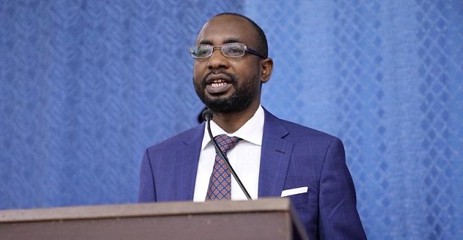 Director General Nationanal Information Technology Kashifu Inuwa