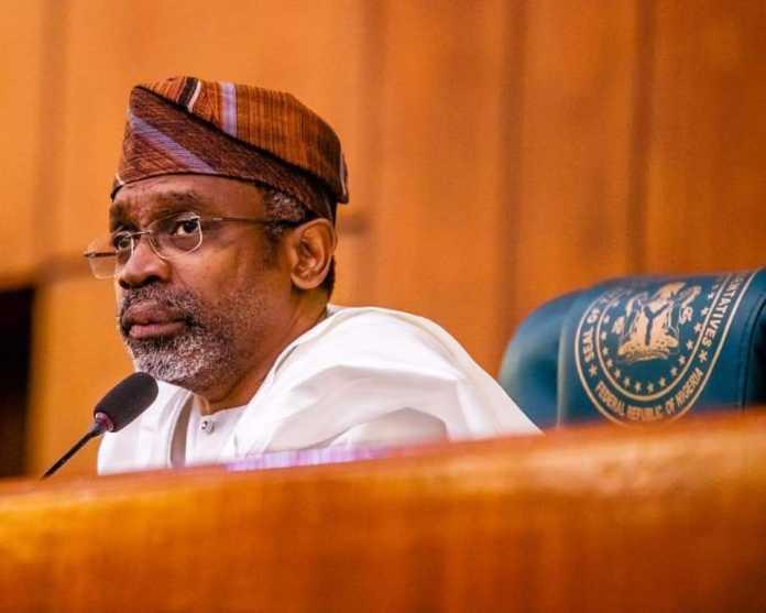 Speaker of the House of Representatives Femi Gbajabiamila