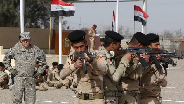 NATO to expand Iraqi training mission to meet Trump demand