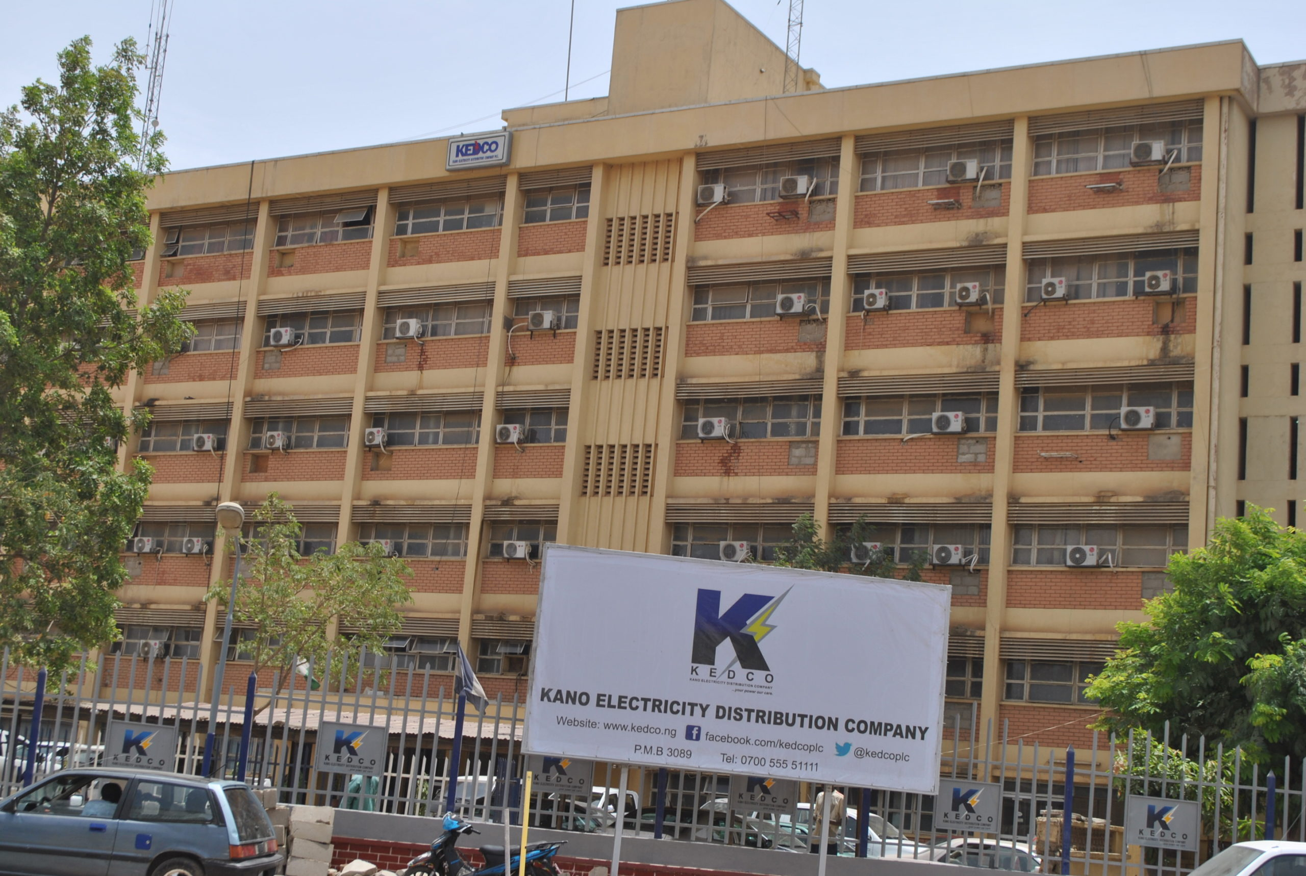 Stop vandalising, stealing our equipment, KEDCO pleads
