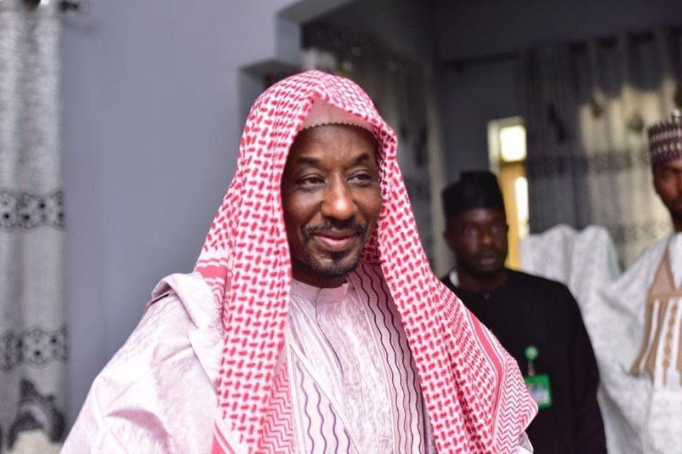 Deposed Emir of Kano Muhammadu Sanusi II