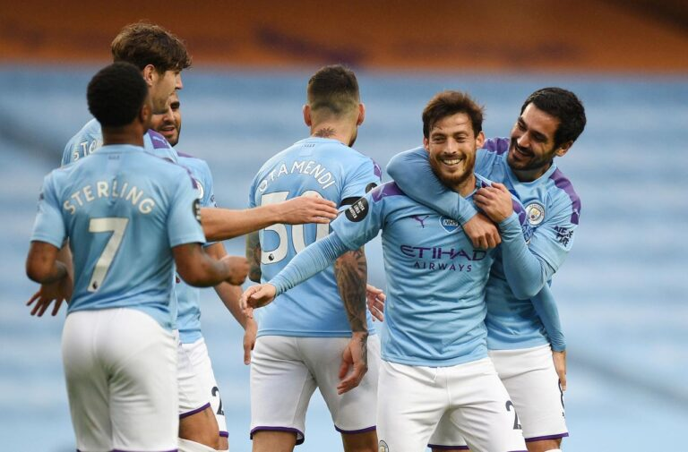 Manchester City's ban from European football overturned – CAS