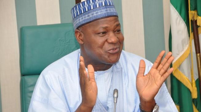 Dogara eyeing for APC presidential ticket, PDP alleges