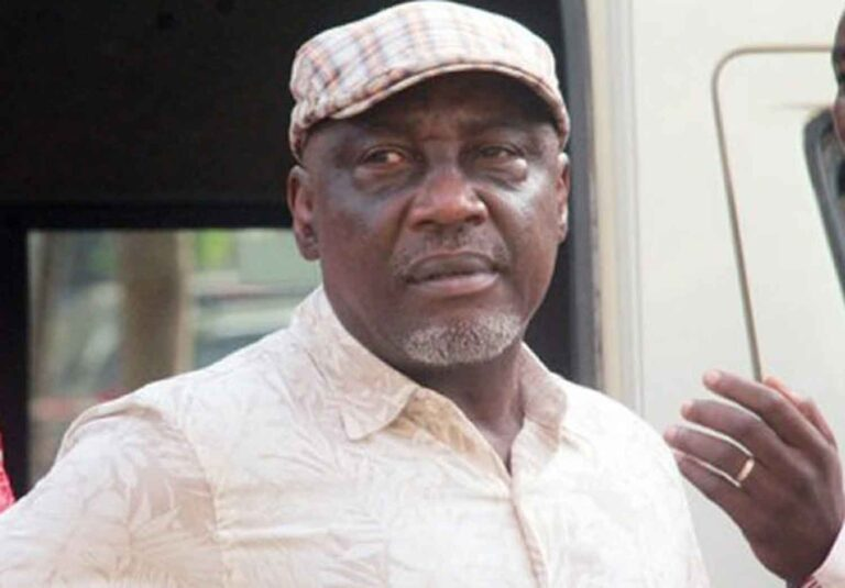 NIS recruitment scam: Absence of judge stalls trial of ex-Minister Abba Moro
