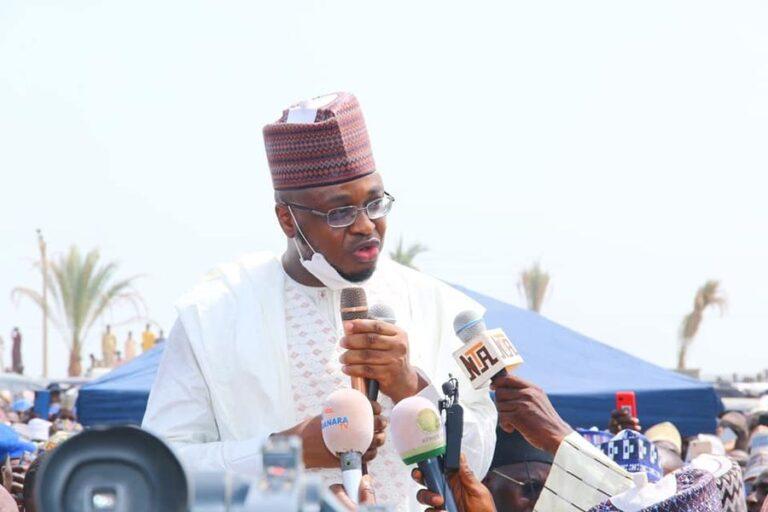 Buhari lays foundation for JIBWIS Islamic University in Jigawa