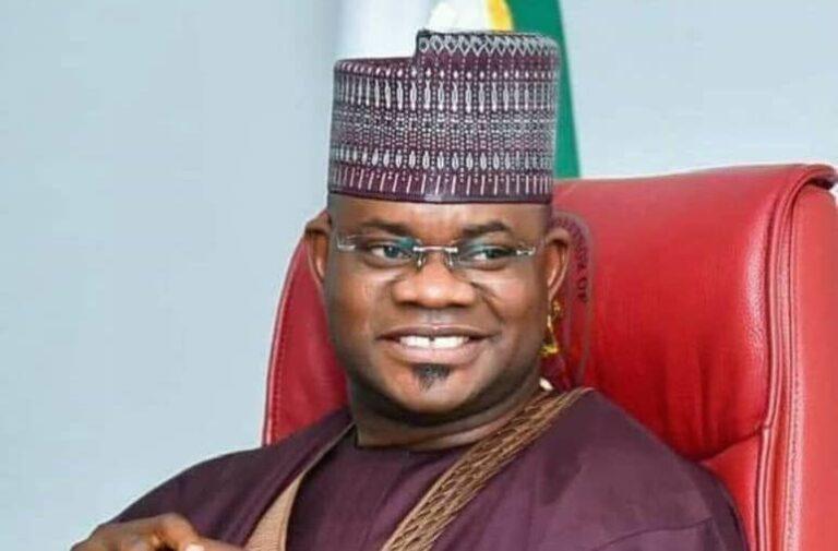 I'll take over from Buhari in 2023 — Yahaya Bello