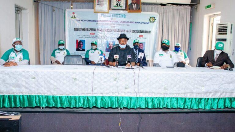 Nigerian govt inaugurates special public works program in Adamawa