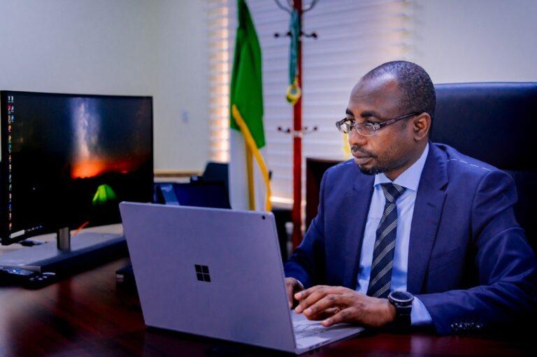 Nigeria moving fast into digital economy — Kashifu