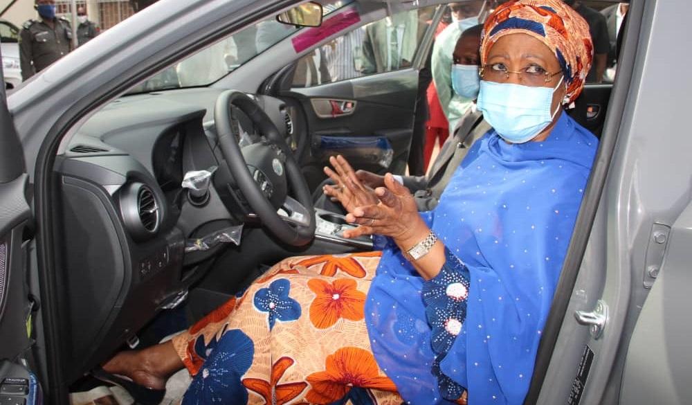 Ambassador Mariam Katagun endorses Electric vehicle assembled in Nigeria