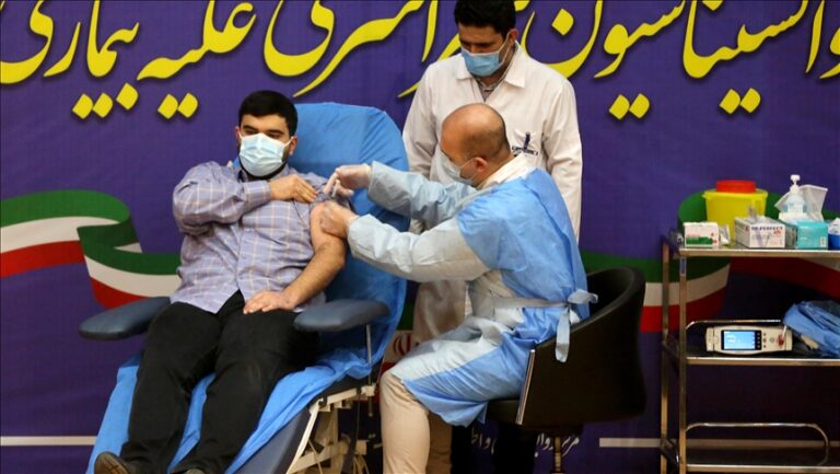 COVID-19: Iran begins vaccination with Russia's Sputnik V