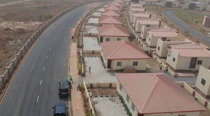 Nigerian govt to construct 10,000 low cost housing units in Kano