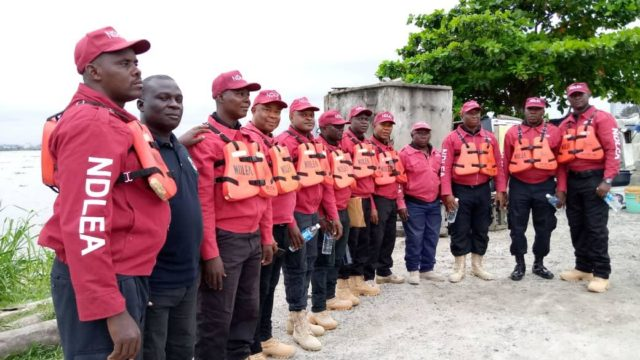 NDLEA trains 143 personnel on counter terrorism in Kaduna