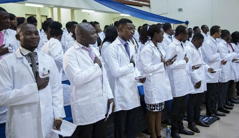 Nigerian govt proposes 65 years as retirement age for doctors, health workers