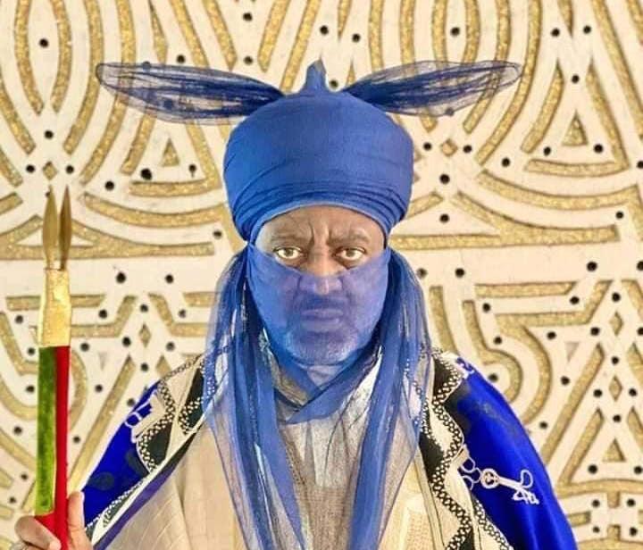 Emir of Kano Aminu Bayero