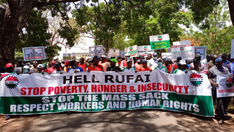 Kaduna: El-Rufai sets up Commission of Inquiry over NLC strike