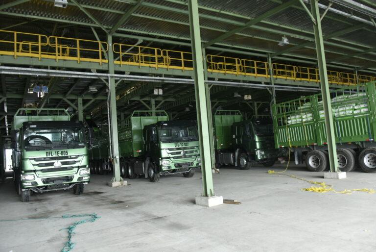 Dangote's $2 billion urea fertilizer plant pushes out 120 trucks daily