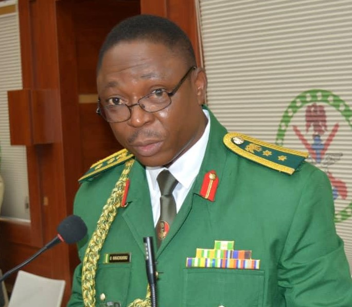 Nwachukwu assumes duty as Army spokesperson - Daily Nigerian