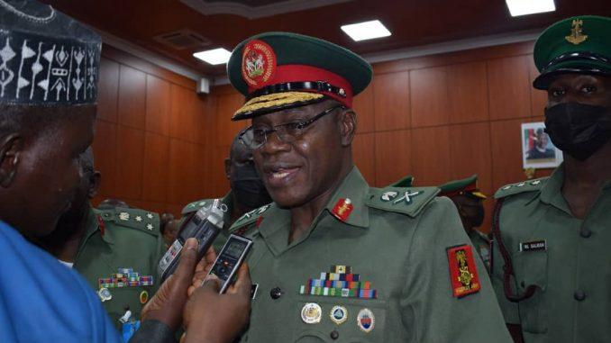 Nigerian Army veterans have major roles in tackling insecurity – COAS