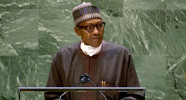 Buhari seeks debt cancellation for Nigeria, other developing countries