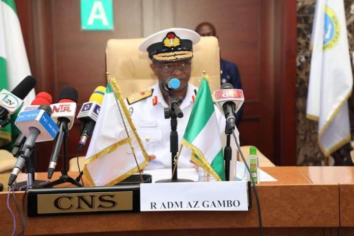 Nigerian Navy urges FG to build walls across borders