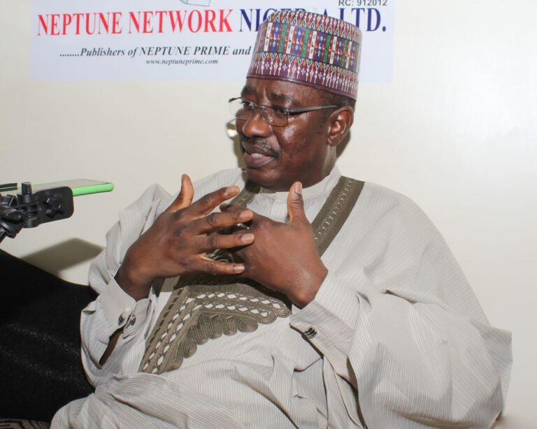 Yobe South senator denies hijacking constituency project items