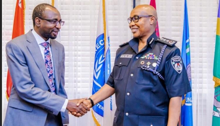 NITDA partners Nigerian police on data protection