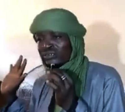 The late terrorist leader, Alhaji Karki