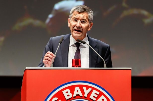 Bayern Munich were not interested in joining Super League, club president says