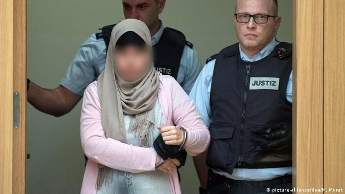 German Islamic State returnee bags 10 years in prison