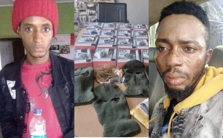 NDLEA arrests fake soldier with ammunition, two-way radios for bandits