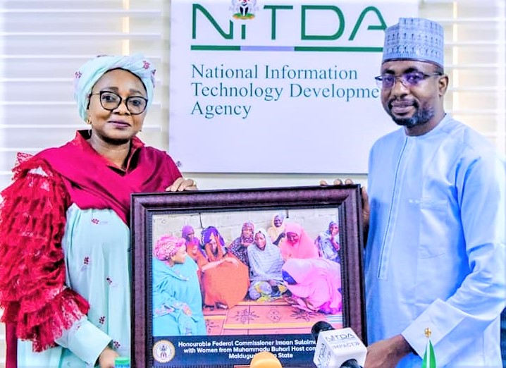 Digital Literacy: Refugees commission partners NITDA on IDPs' training