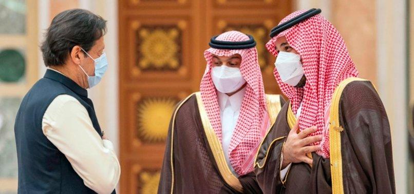 Saudi Arabia announces cash, oil boost for Pakistan's ailing economy