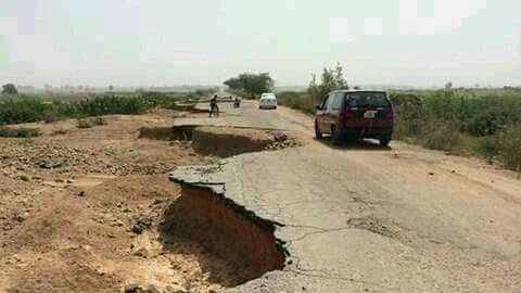 Nigerian govt pledges to complete Gombe-Biu road, 5 years after contract award