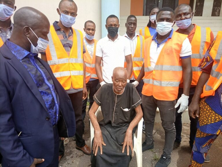 56-year-old man who attempted suicide 5 times rescued in Abuja